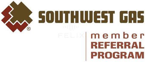southwest gas member referral program -- plumber in tucson